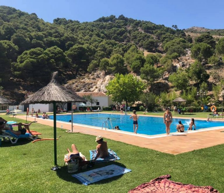 Casarabonela pool